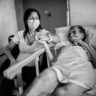 Venezuela: loneliness and weakness of patients facing the disease