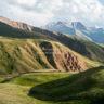 Kirghizistan : un paysage splendide à l'écart de la civilisation