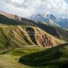 Kyrgyzstan: a stunning landscape far away from civilization
