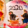Lanternes du Nouvel An 2020 à Tapei, année du Rat… et du coronavirus
